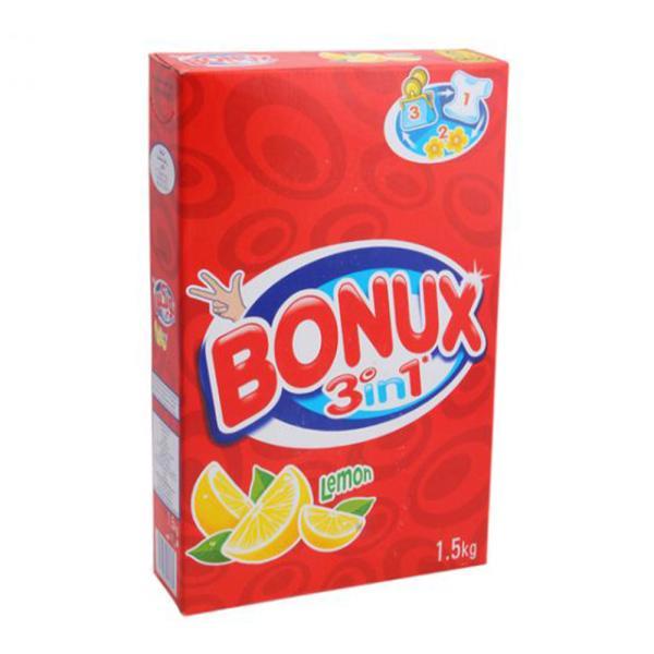 بونكس برائحة الليمون 1.5 كيلو