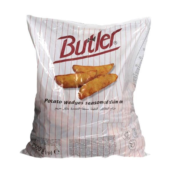 بوتلر بطاطا ويدجز متبلة 2.5 ك