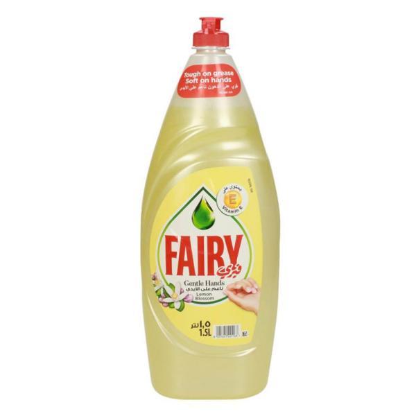 فيري أصفر ليمون 1.5 لتر
