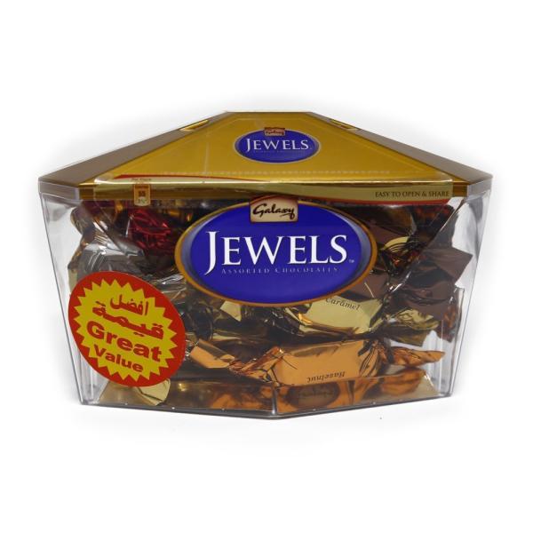 شوكولاته جواهر 200 جم جالكسى عبوه الماسه (ن)