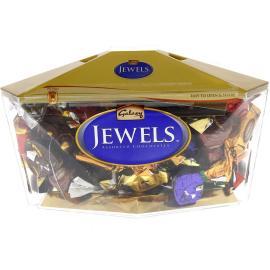 شوكولاته جواهر 400 جم جالكسى عبوه الماسه