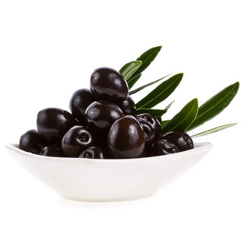 زيتون كلوسال أسود يوناني - 250 جم
