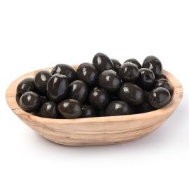 زيتون أسود يوناني قليل الملح - 250 جم