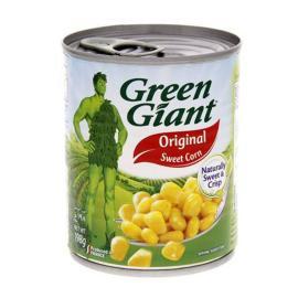 العملاق الأخضر ذرة حلوة 198 جم
