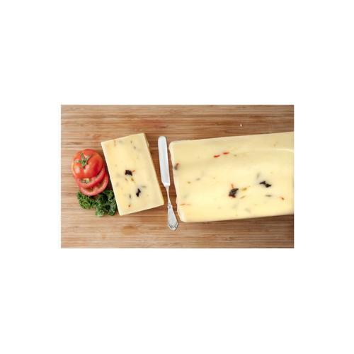 جبنة شيدار بالزيتون غرين لاند - 250 جم