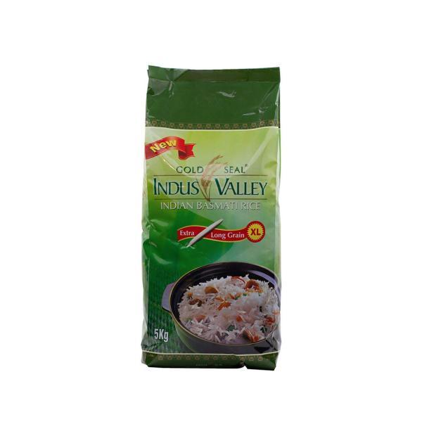 أندوس فالي أرز بسمتي أكسترا 5 ك