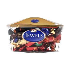 شوكولاته جواهر 650 جم جالكسى عبوه الماسه