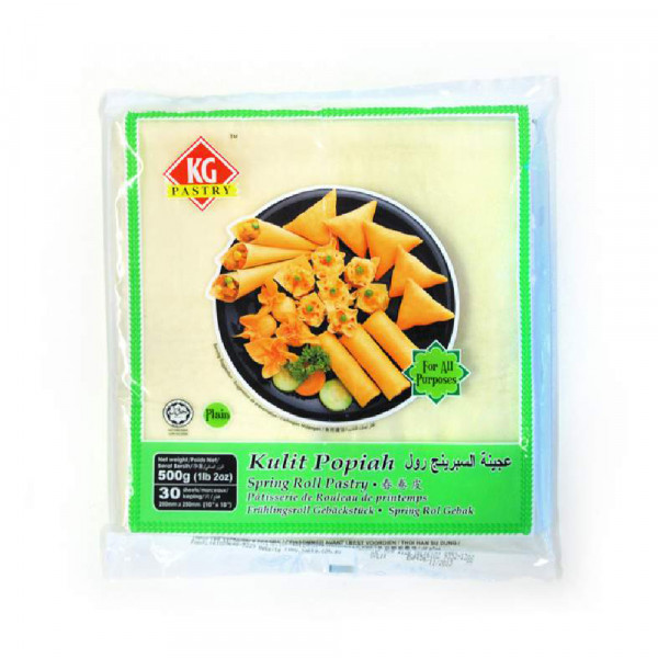 KG SPRING ROLL PASTRY 500 G