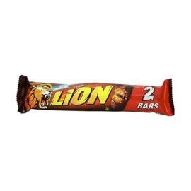 LION BAR CHOCOLATE 2 BARS 18*60GM