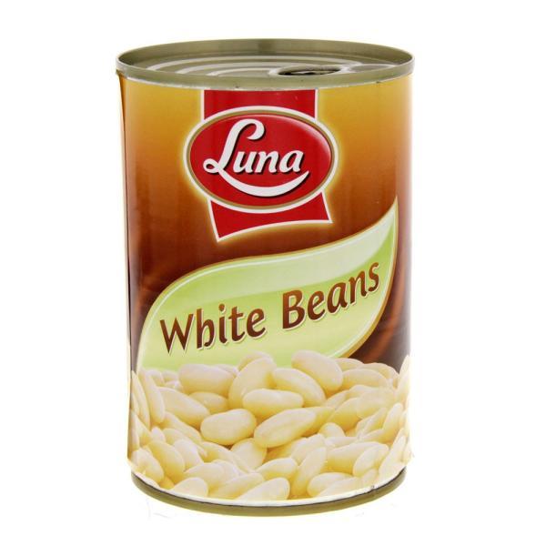 لونا فاصوليا بيضاء 400