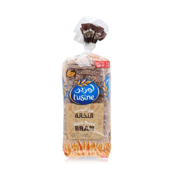 المراعي خبز التوست بالنخالة 615 جرام