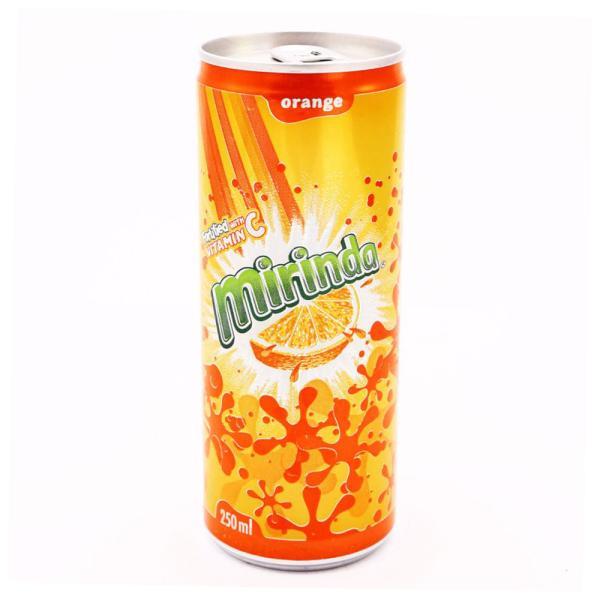 شراب ميرندا برتقال 250 مل