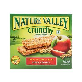 NATURE VALLEY CRUNCHY OATS & APPLE 6x42G