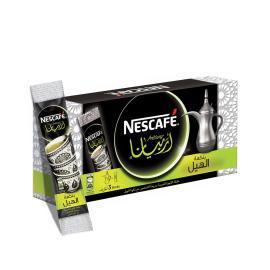 قهوة عربية سريعة التحضير مع الهيل نسكافيه اربيانا 3*17 جم