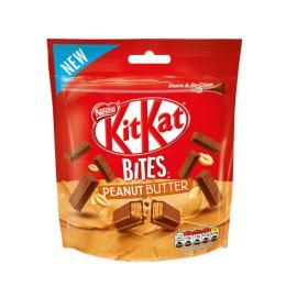 شوكولاتة كيت كات بزبدة الفول السوداني كيس 104 جم