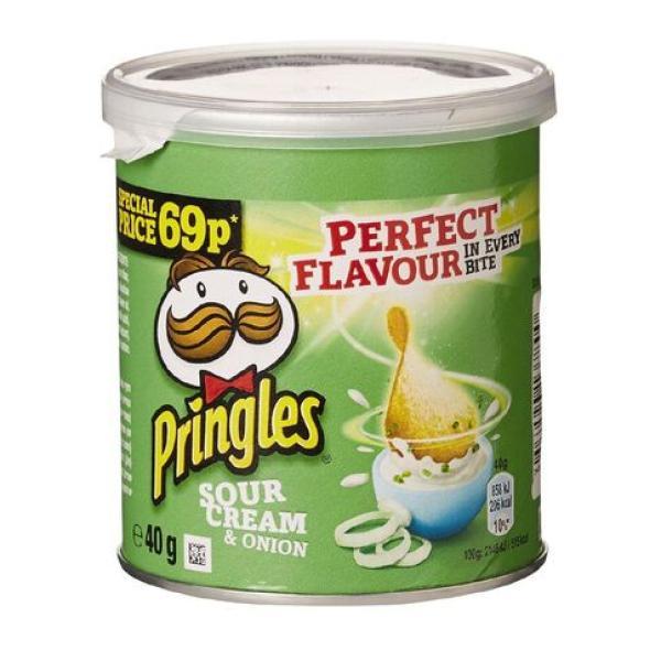 برنجلز صغير 40 جرام الكريمه والبصل