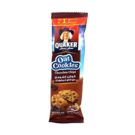 QUAKER OAT COOKIES CHOCOLATE 27G