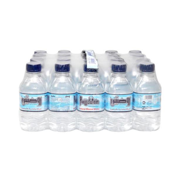 روضتين مياه شرب 330 ملل