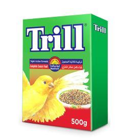 تريل غذاء كامل لطائر الكنارى 500 جم