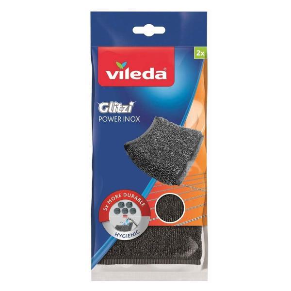 فيليدا سـلك معدنى ستيل  بور 2+1 قطعة