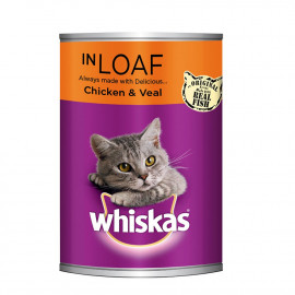 ويسكاس اكل قطط 400 جم تقليدى دجاج