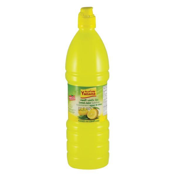 اليمامة عصير الحامض 1 لتر